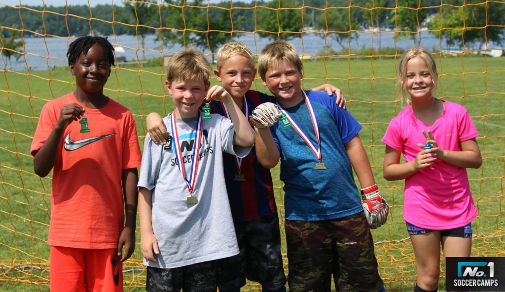 No. 1 Soccer Camps Youth Academy