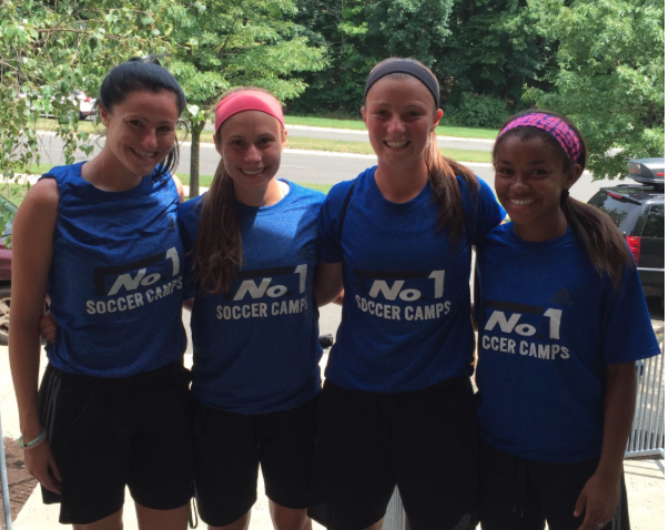 No. 1 Soccer Camps Staff Coaches Collegiate Honors