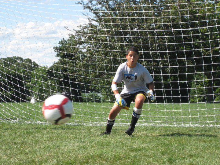No. 1 Soccer Camps Shootout