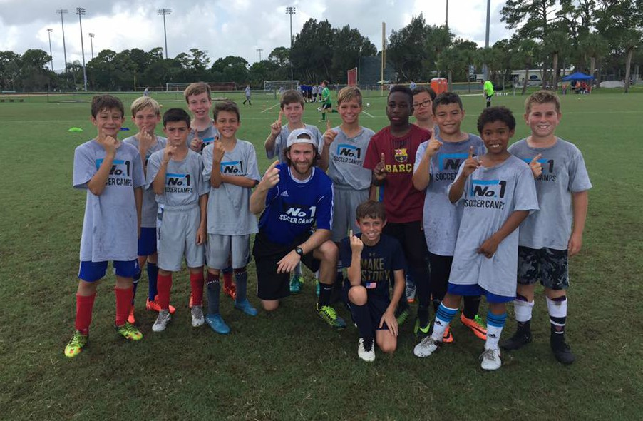 What Makes No. 1 Soccer Camps Number 1?